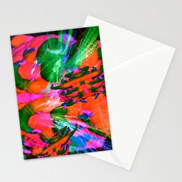 Worm Tumor Colony (Infected) Stationery Cards