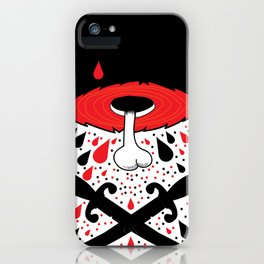 SALVAJEANIMAL headless iPhone Case