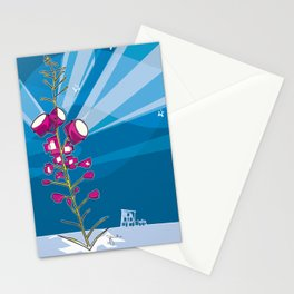 Dawson City Stationery Cards