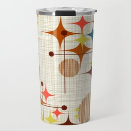 Starbursts and Globes 4 Travel Mug