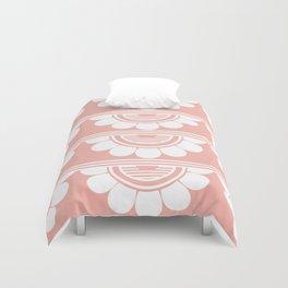 Retrô_Pink Duvet Cover