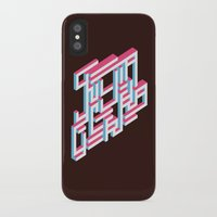 gentleman iPhone & iPod Cases featuring Gentleman by Jacque Prior