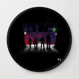 Fan Art: Guardians of the Galaxy Wall Clock