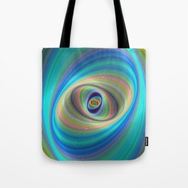 Hypnotic eye Tote Bag