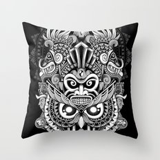 Ancient Prophecy Throw Pillow