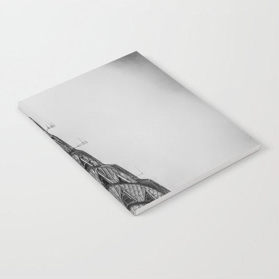 Chrysler Building New York USA Notebook