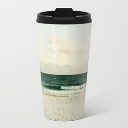 Lonely Wave Travel Mug