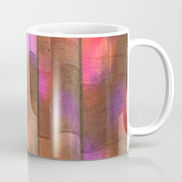 stained-glass reflection Coffee Mug