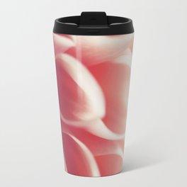Pink Dahlia #2 Travel Mug