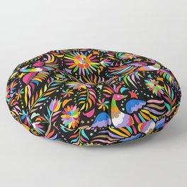 Birdy Colors Floor Pillow