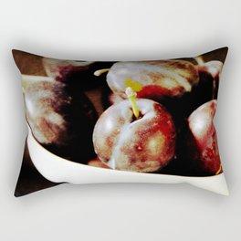 Franconian plums Rectangular Pillow
