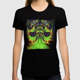 Rainbow Winged Serpent T-shirt
