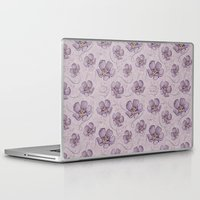 magnolia Laptop & iPad Skins featuring Magnolia by Vickn