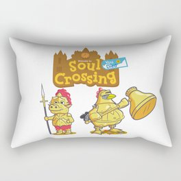 Soul Crossing Rectangular Pillow