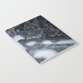 Frozen Lake Notebook