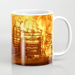 Burning Down the House Coffee Mug