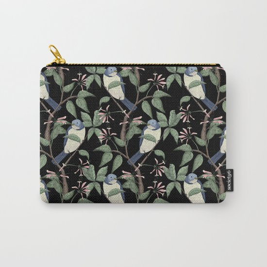 Bird Spotting Carry-All Pouch