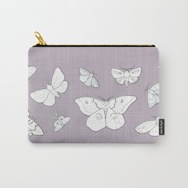 Moth Mania Carry-All Pouch