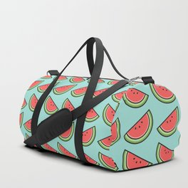 Watermelon Pattern Duffle Bag
