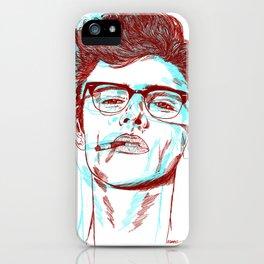 Classic Dean iPhone Case