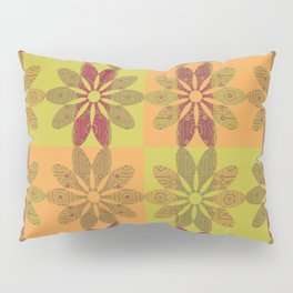 Flower Pattern9 Pillow Sham