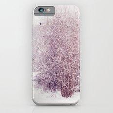 winter's snow iPhone 6s Slim Case