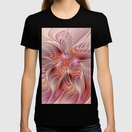 Abstract Butterfly, Fantasy Fractal T-shirt