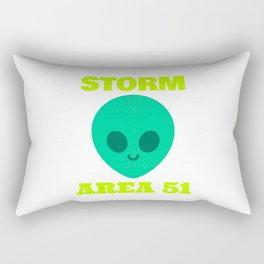 Storm Area 51 Rectangular Pillow