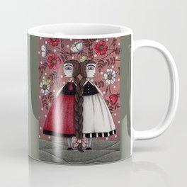 Snow-White and Rose-Red (1) Coffee Mug