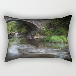 Cenarth bridge Rectangular Pillow