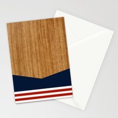 Vintage Rower Ver. 1 Stationery Cards