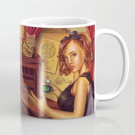 Absinthe And Memories Coffee Mug