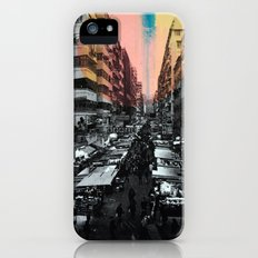 One night in Hong Kong iPhone (5, 5s) Slim Case