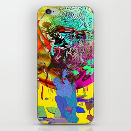 The Weight iPhone Skin