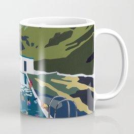 Seljavallalaug Coffee Mug