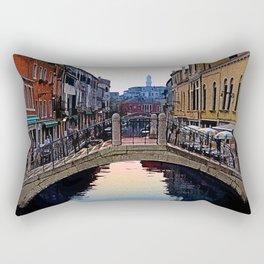 Venice, Italy Morning Rectangular Pillow