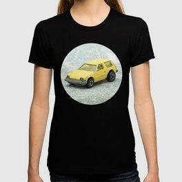 Yellow Hot Wheels Packin' Pacer 1977 T-shirt