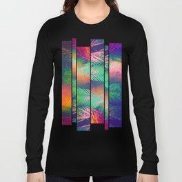 A Zagged Row of Palms [Near Cantor Arts Center] Long Sleeve T-shirt