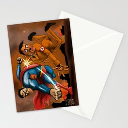 No Supes for you Stationery Cards