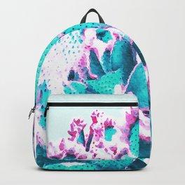 Cactus - watercolor Backpack