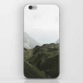 Beam Landscape Photography iPhone Skin