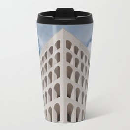 The origin of simmetry Travel Mug