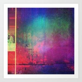 abstraction.001 Art Print
