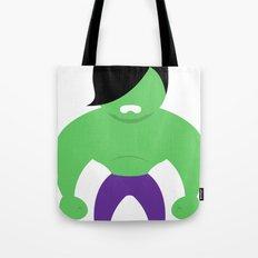 Emo Hulk Tote Bag