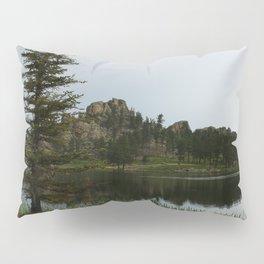 Moody Evening  At Sylvan Lake Pillow Sham