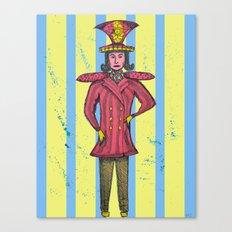 54 Canvas Print