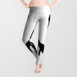 Dripping hangs Death Game Stranding  Leggings