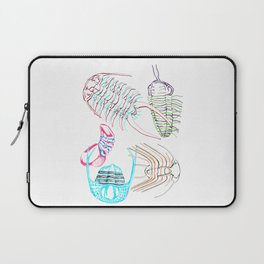 Ordovician Era Trilobites Laptop Sleeve