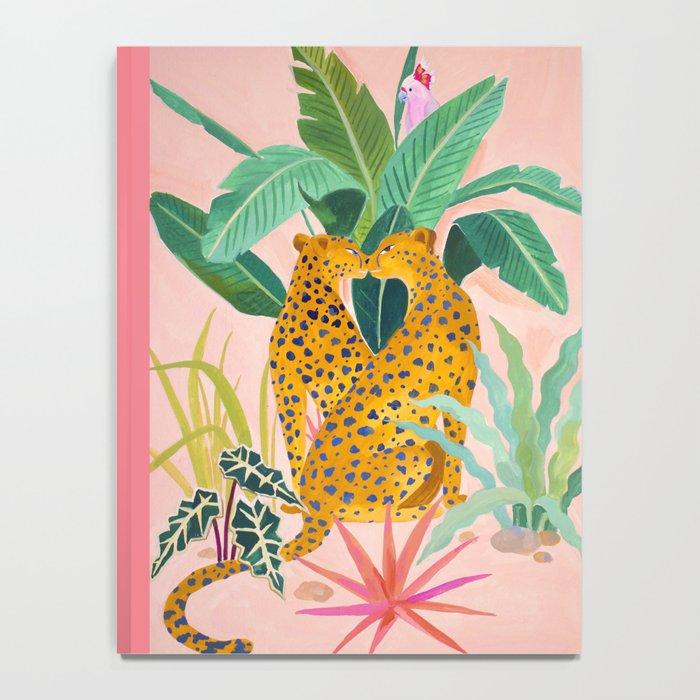 Cheetah Crush Notebook