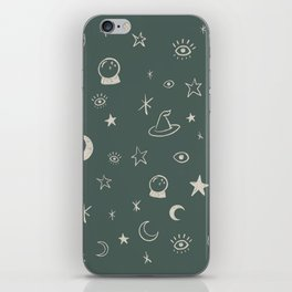 Witchy Season iPhone Skin